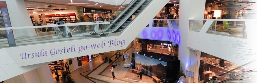 Ursula Gosteli's go-web Blog