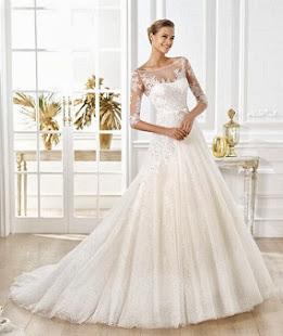Idealne suknie ślubne 2014