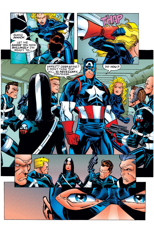 Captain America (1968) Issue #449 #403 - English 7