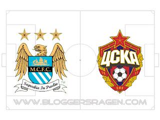 Prediksi Pertandingan Manchester City vs CSKA