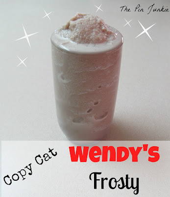 copy+cat+Wendy%27s+Frosty 10 Summer Beverage Ideas To Try