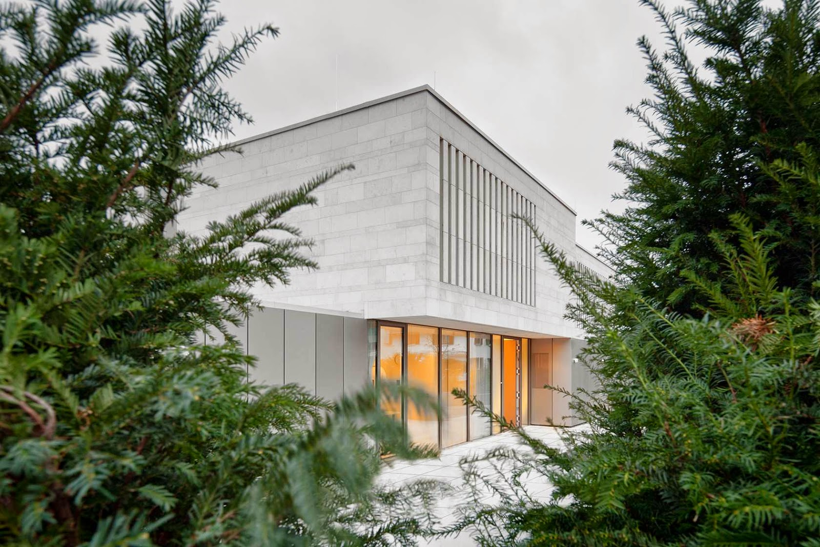 Simplicity love house p g germany architekten - Maison pg architekten wannenmacher moller ...