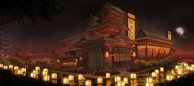 folclore, supertições, japão, japonesa, youkai