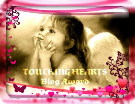 Touching Hearts Blog Award