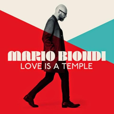 mario biondi Love is a Temple