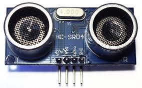 Antar muka 3 sensor HC-SR 04 pada Arduino Uno