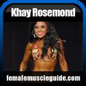 Khay Rosemond Bikini Competitor Thumbnail Image 1