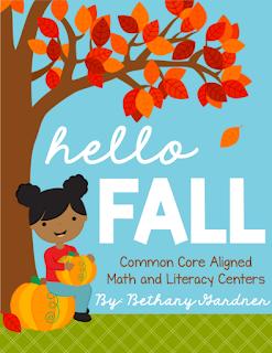 Hello Fall Centers!