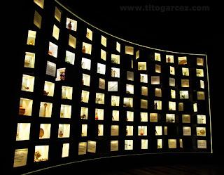 Jogo de Memória do espaço Nossas Coisinhas, no Museu da Gente Sergipana, em Aracaju - Sergipe