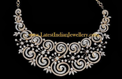 Tanish Inara Diamond Necklace