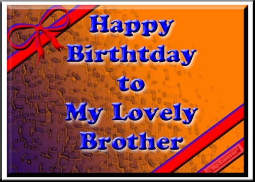 happy birthday ecard for brother
