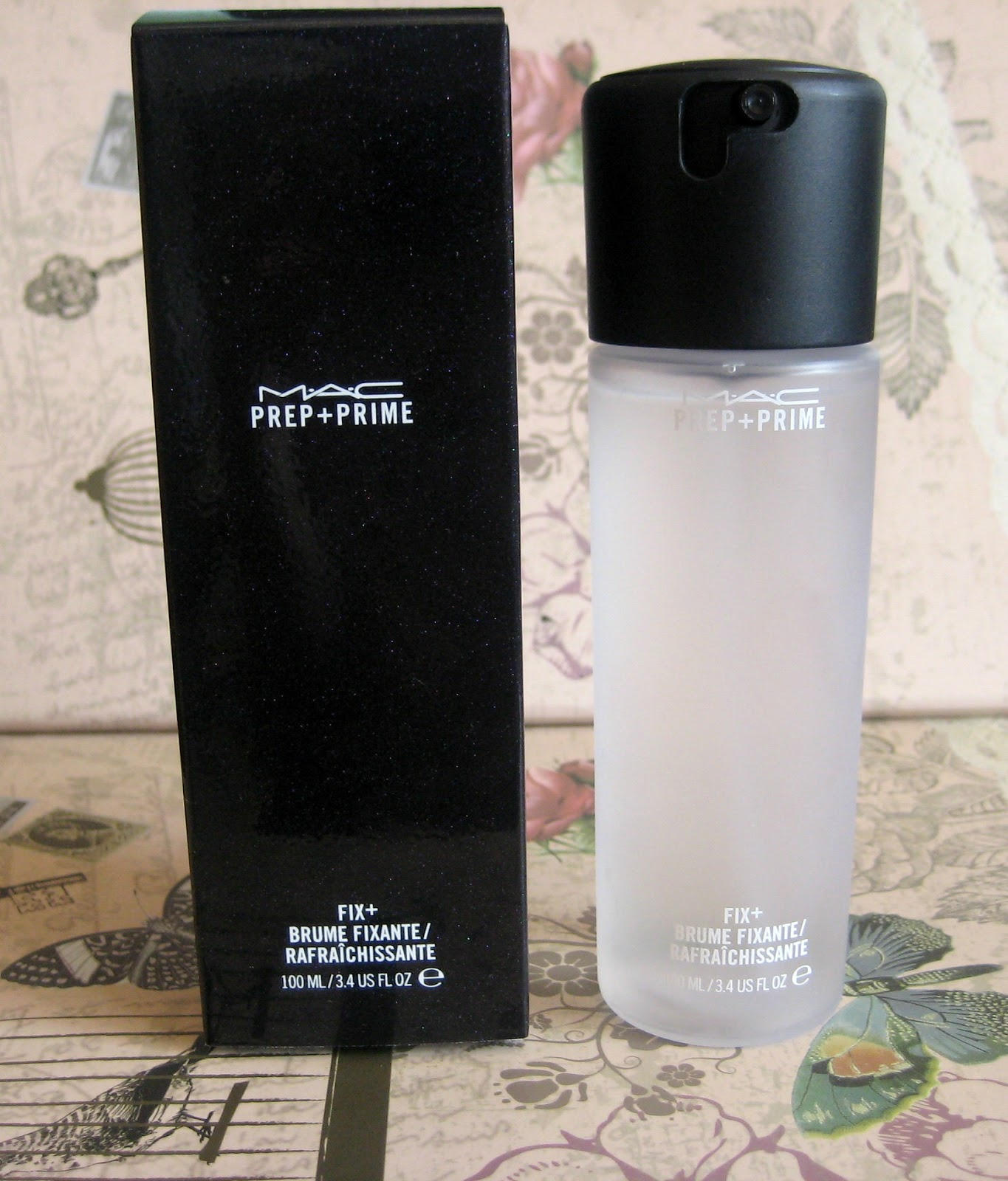 LOCKING MAKE-UP INTO PLACE: PREP AND PRIME, MAC COSMETICS REVIEW!