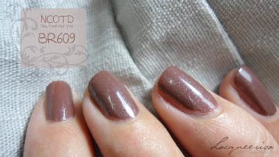 NCOTD - Skin Food Nail Vita BR609