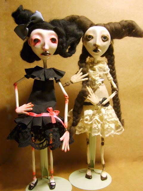 Cornelia and Charlotte