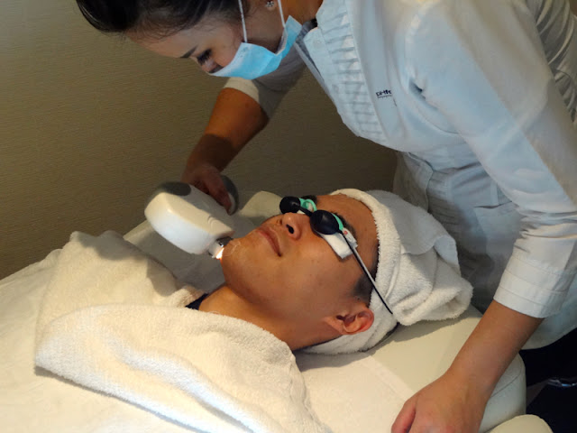 Simply Aesthetics Glow Zone Facial Treatment Review Capitol Piazza Singapore