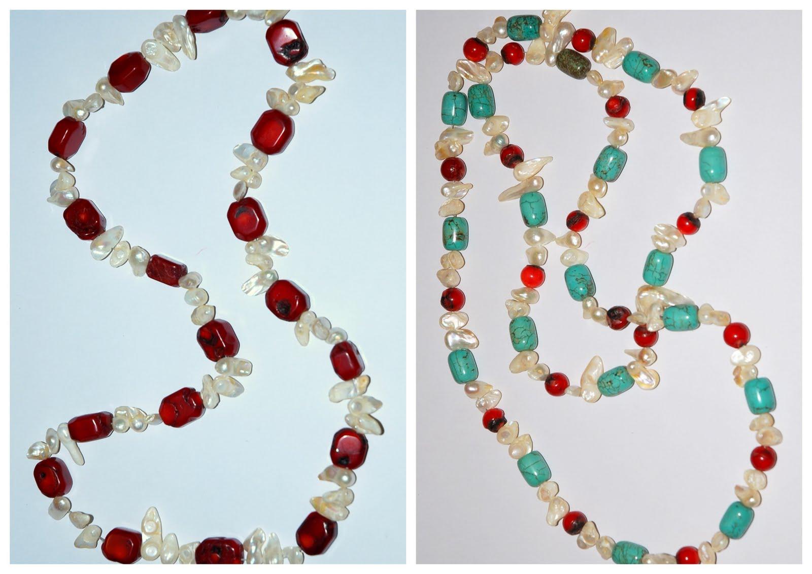 V z tienda los bermejales sevilla collares de piedras - Piedras para collares ...