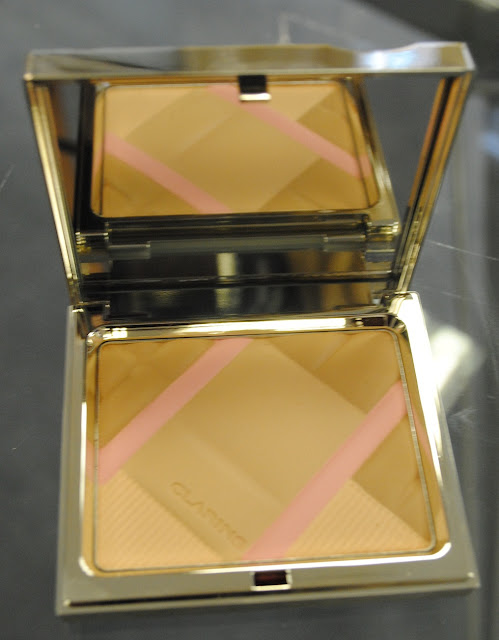 Clarins Colour Accent Face & Blush Palette