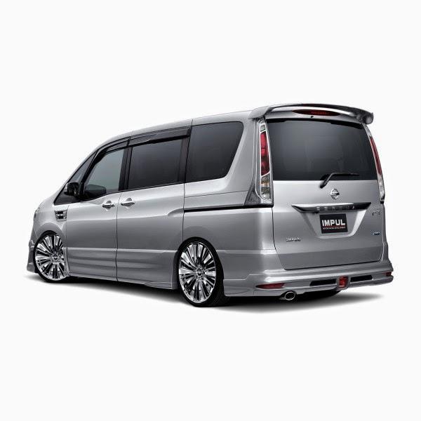 add on Nissan Serena Impul