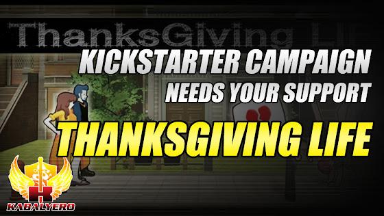 TGL: ThanksGiving Life ★ Kickstarter Campaign ★ Indie Game Spotlight
