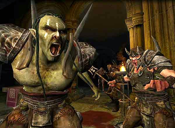 Download Free MMORPG Games - Lord of the Rings Online