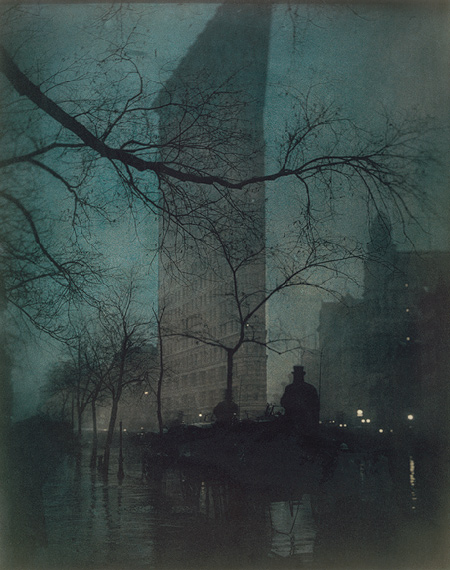 From the Archives: Edward Steichen and the Flatiron Building