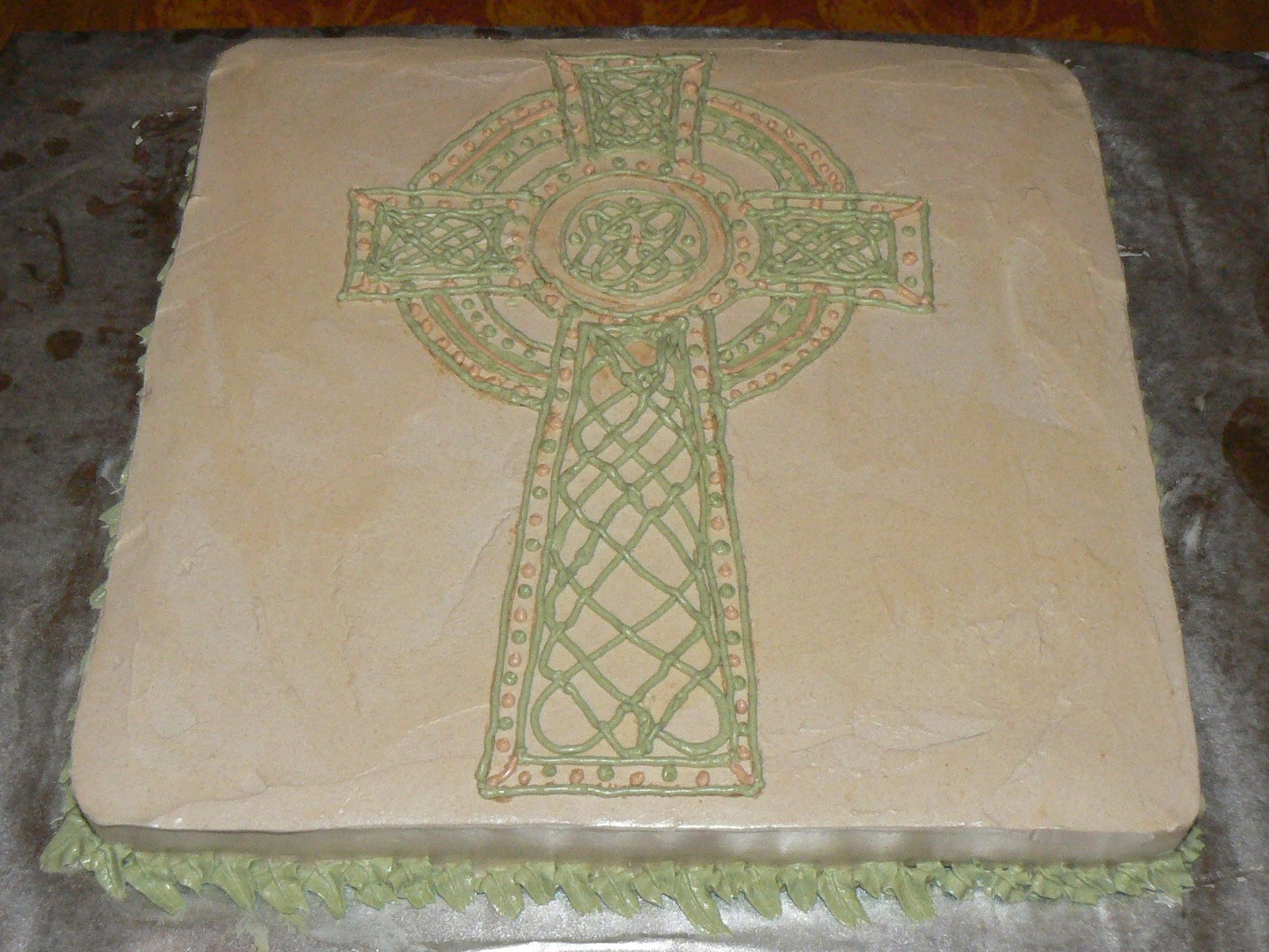 Pin Ordination Cake I Made This For A Preacher His ...