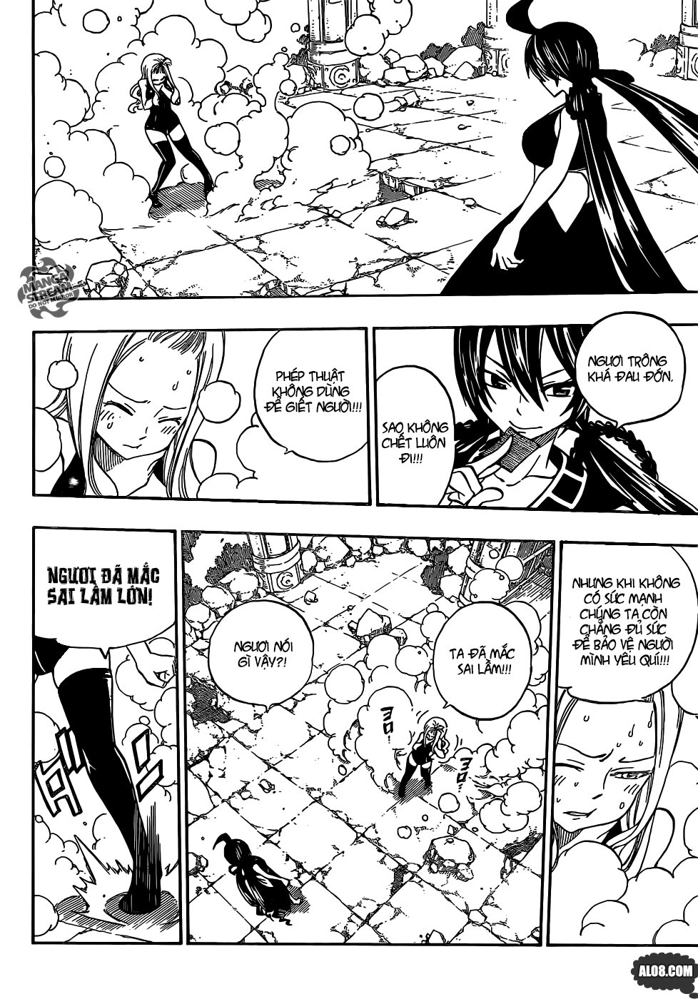 Fairy Tail chap 310 page 12 - IZTruyenTranh.com