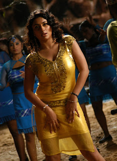 Malavika Hot Dance Still