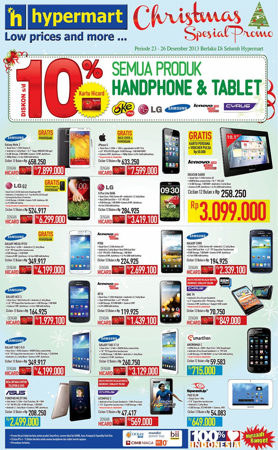 ... hypermart katalog hypermart promo hypermart promo android promo gadget