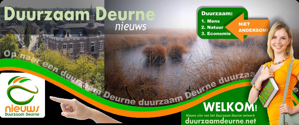 Duurzaam Deurne nieuws