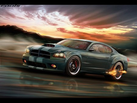 Cool Wallpaper Images on Hd Car Wallpapers  Cool Muscle Cars Wallpaper