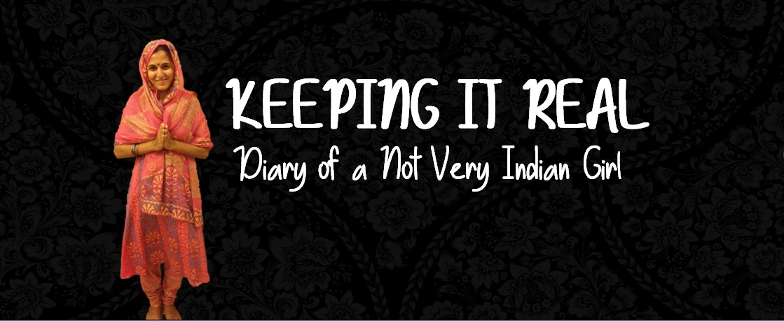 Keeping It Real: Diary of a Not Very Indian Girl