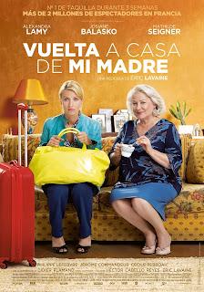 Vuelta a Casa de mi Madre Poster