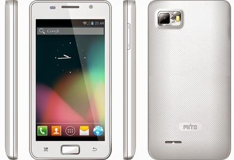Spesifikasi dan Harga Mito A800 | Smartphone 900 ribuan