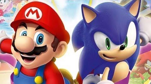 Mario Y Sonic En Los Juegos Olimpicos London 2012 Nds
