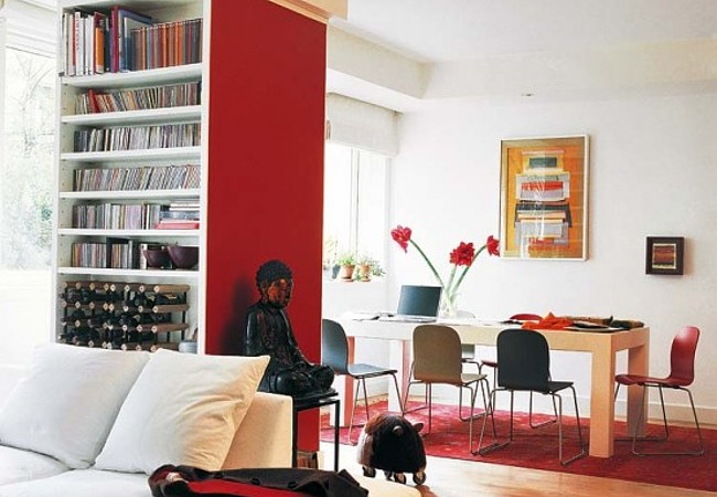 Home Interior Decor With Red Accents Home Decor Catalogs