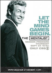 Capa Baixar Série The Mentalist S05E22 Legendado HDTV   Torrent Baixaki Download