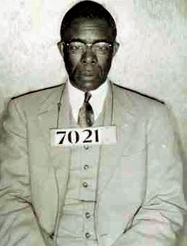E.B. Nixon Montgomery, Alabama  NAACP President