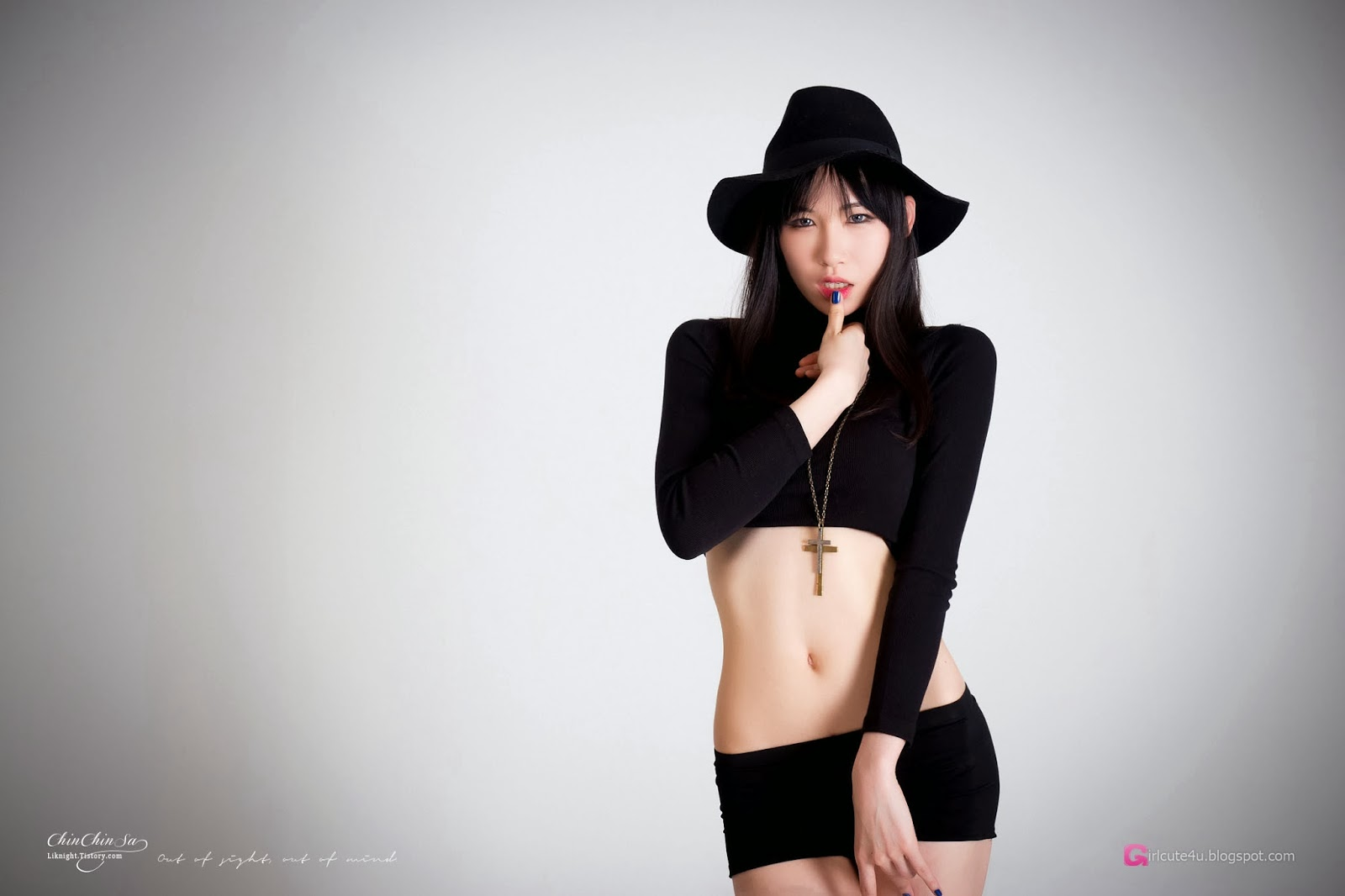 1 Kim Mi Jin - New Model - very cute asian girl-girlcute4u.blogspot.com