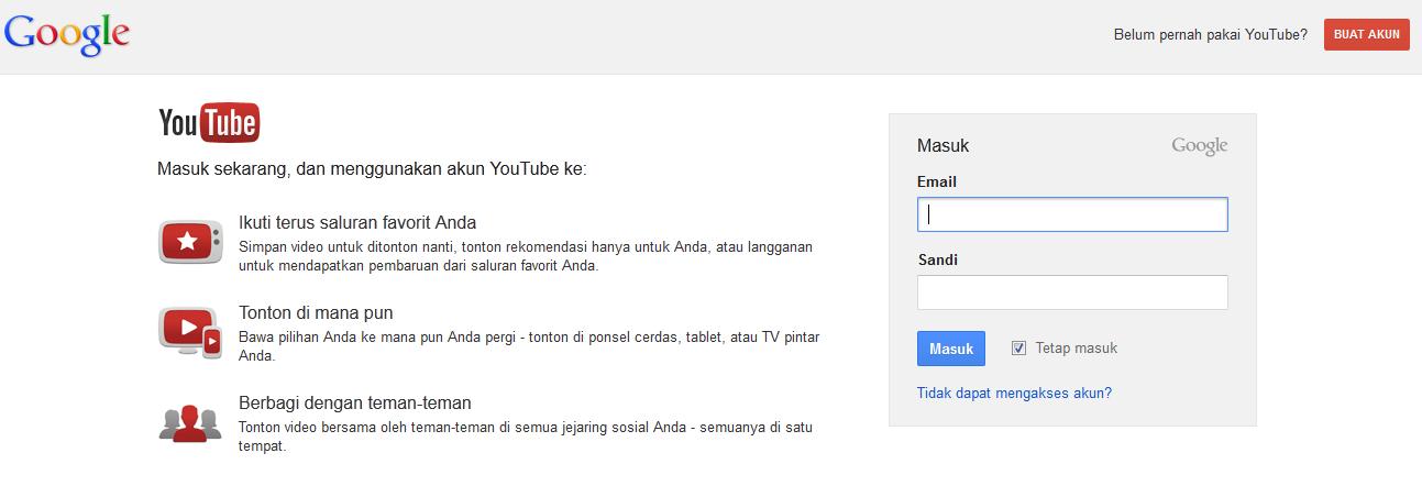 Как создать аккаунт youtube - Perfect-women.ru