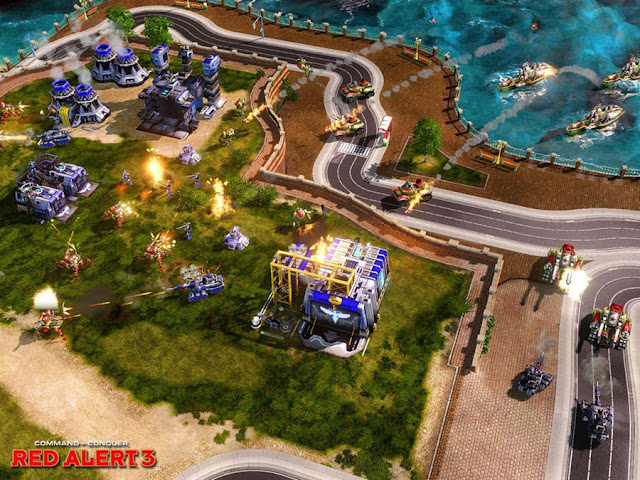 Command and Conquer Red Alert 3 Download Photo