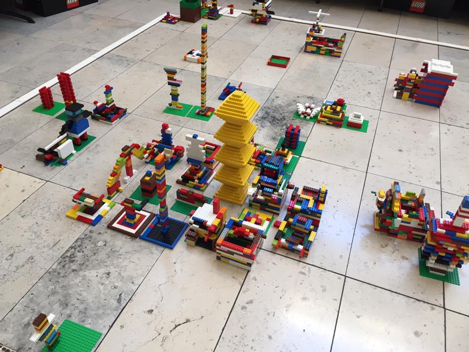 DeToyz Shop: Lego Creation Nation at Staten Island Mall, NY.