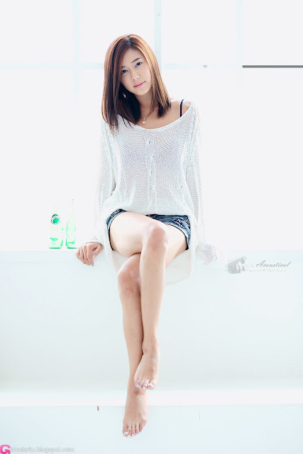 2 Angel Kim Ha Yul-Very cute asian girl - girlcute4u.blogspot.com