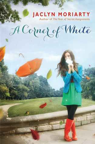 A Corner of White book cover