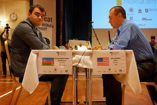 Echecs à Tromsø : Kamsky 1-0 Mamedyarov © site officiel