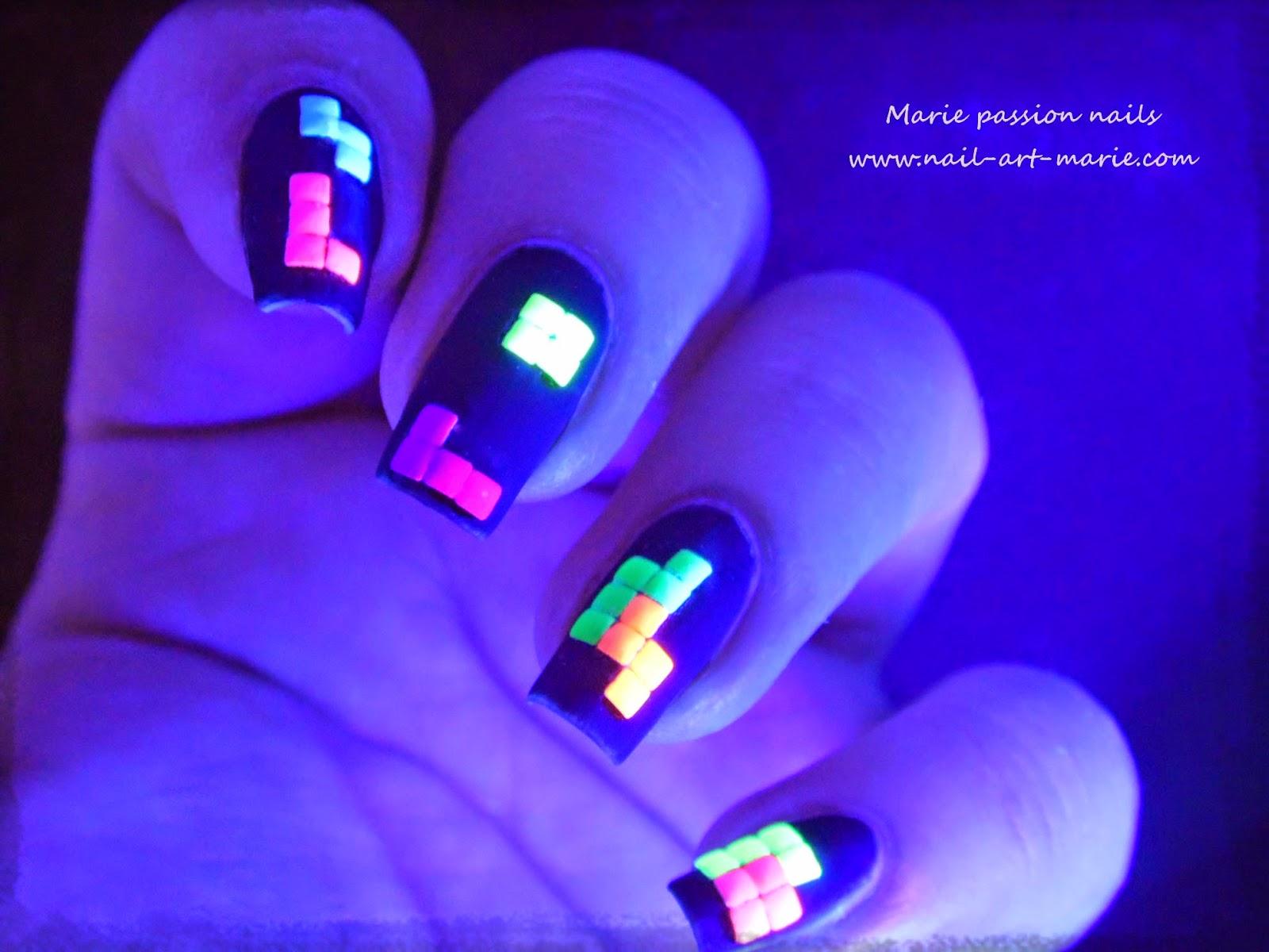 nail art tétris3
