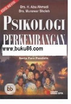 Buku Psikologi Perkembangan Penulis Abu Ahmadi