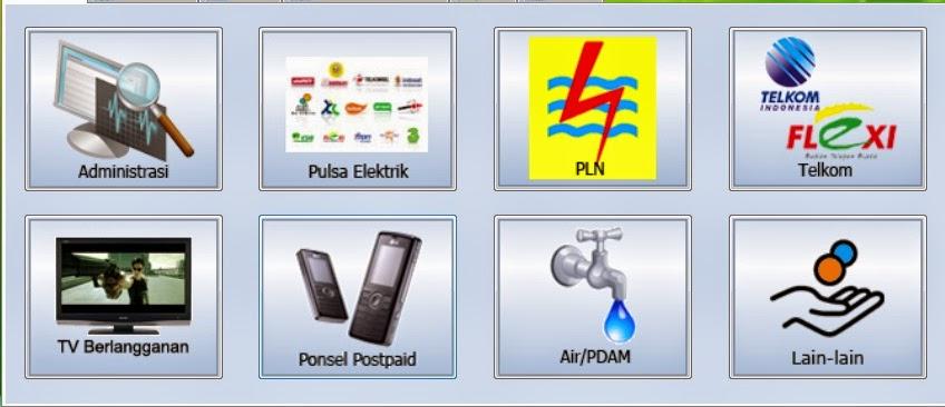 Aplikasi Pulsa dan PPOB ATR Pulsa