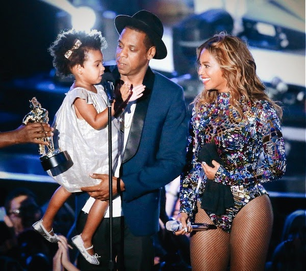 Jay Z wears Alexander McQueen shawl collared tuxedo jacket to 2014 MTV VMAs