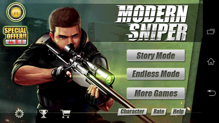 Modern Sniper